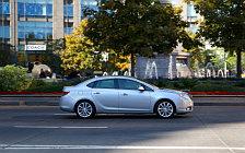Обои автомобили Buick Verano - 2011