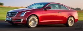Cadillac ATS Coupe EU-spec - 2014