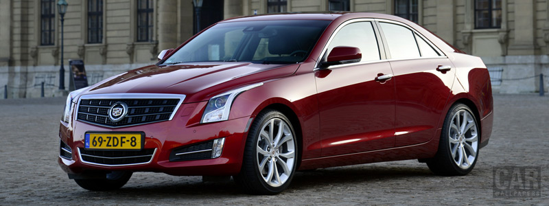 Cars wallpapers Cadillac ATS AWD EU-spec - 2012 - Car wallpapers
