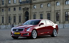 Cars wallpapers Cadillac ATS AWD EU-spec - 2009