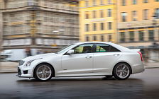 Cars wallpapers Cadillac ATS-V EU-spec - 2015