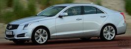 Cadillac ATS EU-spec - 2012