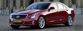 Cadillac ATS AWD EU-spec - 2012
