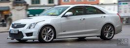 Cadillac ATS-V EU-spec - 2015