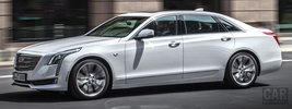Cadillac CT6 EU-spec - 2016