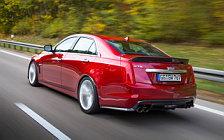 Cars wallpapers Cadillac CTS-V EU-spec - 2015