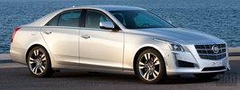 Cadillac CTS EU-spec - 2014