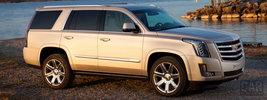 Cadillac Escalade EU-spec - 2015