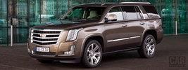 Cadillac Escalade Platinum EU-spec - 2015
