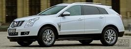 Cadillac SRX EU-spec - 2012