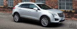 Cadillac XT5 EU-spec - 2016