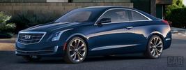 Cadillac ATS Coupe - 2014
