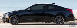 Cadillac ATS Coupe Black Chrome - 2016