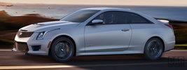Cadillac ATS-V Coupe - 2016