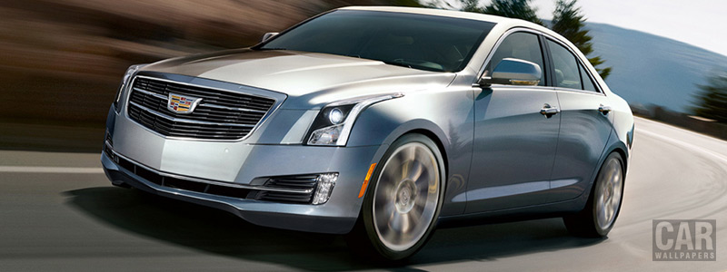 Cars wallpapers Cadillac ATS - 2015 - Car wallpapers
