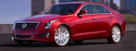 Cadillac ATS - 2013
