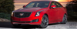 Cadillac ATS Black Chrome - 2016
