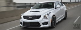 Cadillac ATS-V Carbon Black Sport Package - 2017