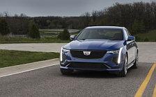 Обои автомобили Cadillac CT4-V - 2019