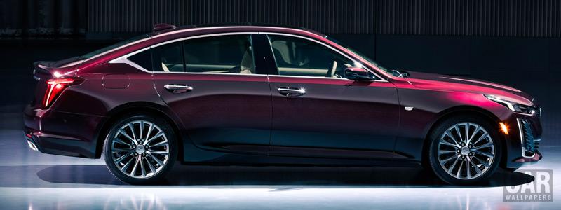 Обои автомобили Cadillac CT5 Premium Luxury - 2019 - Car wallpapers