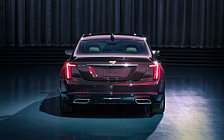 Обои автомобили Cadillac CT5 Premium Luxury - 2019