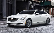 Обои автомобили Cadillac CT6 Plug-In Hybrid - 2016