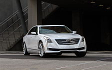 Обои автомобили Cadillac CT6 - 2016