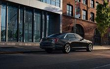 Обои автомобили Cadillac CT6 Platinum - 2018
