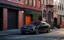 Обои автомобили Cadillac CT6 V-Sport - 2018