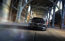 Обои автомобили Cadillac CT6-V - 2019