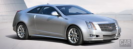 Cadillac CTS Coupe - 2011