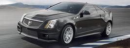 Cadillac CTS-V Coupe - 2011