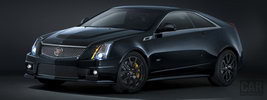 Cadillac CTS-V Coupe Black Diamond Edition - 2011
