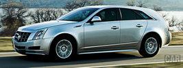 Cadillac CTS Sport Wagon - 2011