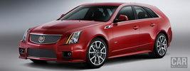 Cadillac CTS-V Sport Wagon - 2014