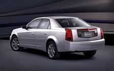 Обои автомобили Cadillac CTS - 2003