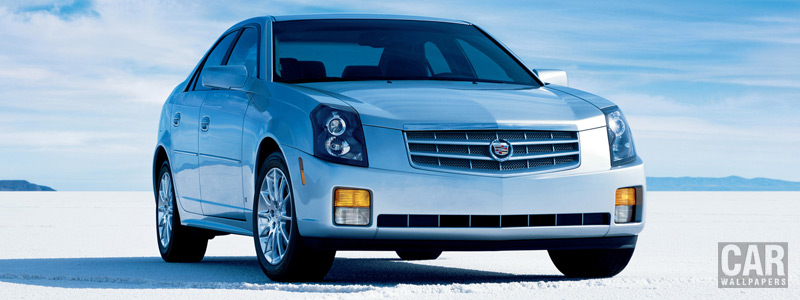 Cars wallpapers Cadillac CTS - 2007 - Car wallpapers
