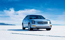 Cars wallpapers Cadillac CTS - 2007