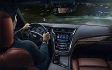 Обои автомобили Cadillac CTS Vsport - 2015