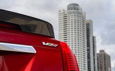 Cars wallpapers Cadillac CTS-V - 2016