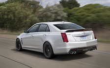 Cars wallpapers Cadillac CTS-V Carbon Black Sport Package - 2017