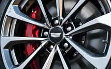 Обои автомобили Cadillac CTS-V Glacier Metallic Edition - 2017