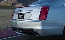 Обои автомобили Cadillac CTS - 2017
