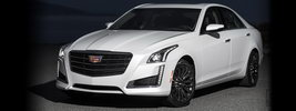 Cadillac CTS Black Chrome Package - 2016