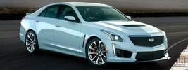 Cadillac CTS-V Glacier Metallic Edition - 2017
