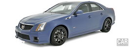 Cadillac CTS-V Stealth Blue Edition - 2013