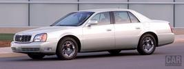Cadillac DeVille - 2002