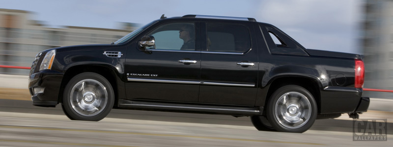Cars wallpapers Cadillac Escalade EXT 2007 - Car wallpapers