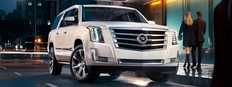 Cars wallpapers Cadillac Escalade ESV - 2015 - Car wallpapers