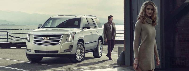 Cars wallpapers Cadillac Escalade Platinum - 2015 - Car wallpapers